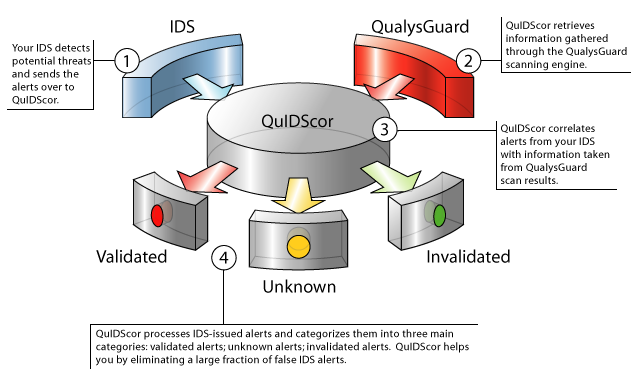 Image of the QuIDScor workflow